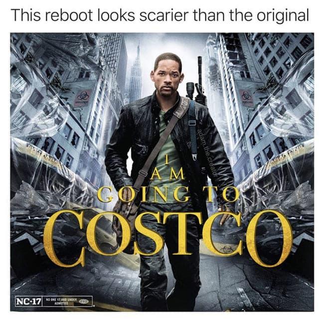 The Dangers Of Costco