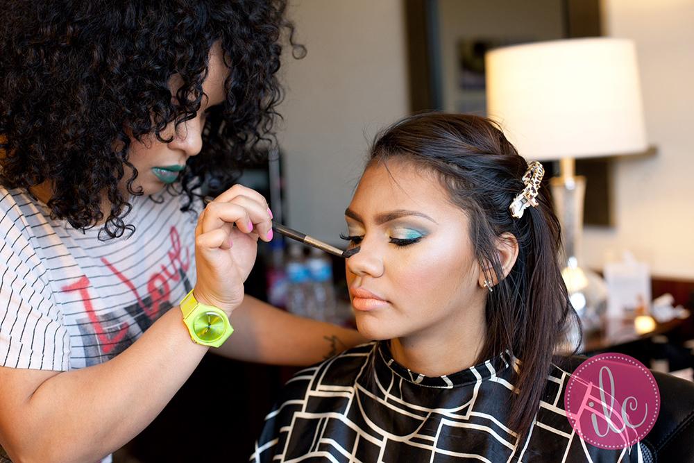 Bo Makeup