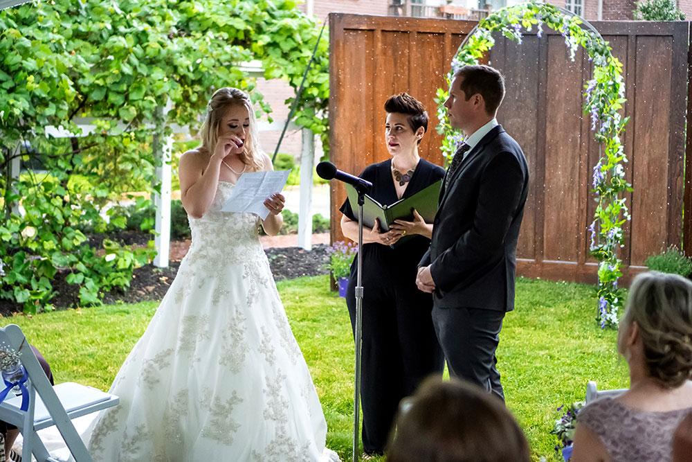 Rachael And Dave's Wedding Social Media 25