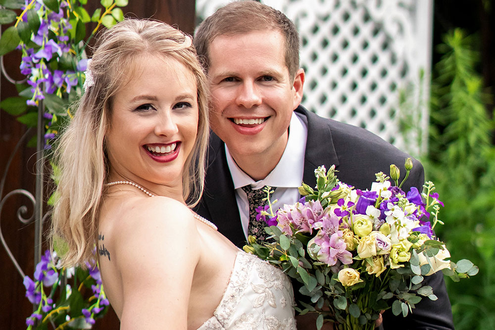 Rachael And Dave's Wedding Social Media 3 3
