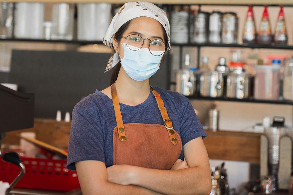 Restaurant Mask