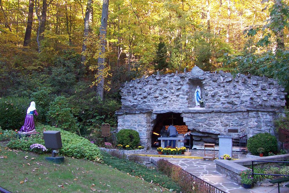National Shrine Grotto Of Lourdes