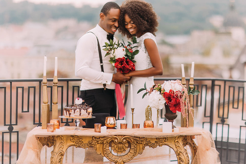Bridal Couple Sep20
