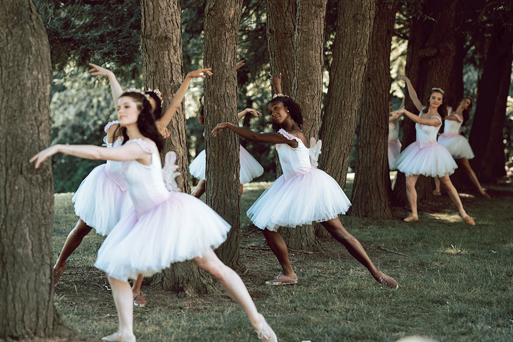 Pbt Corps De Ballet Midsummer Photo By Kelly Perkovich