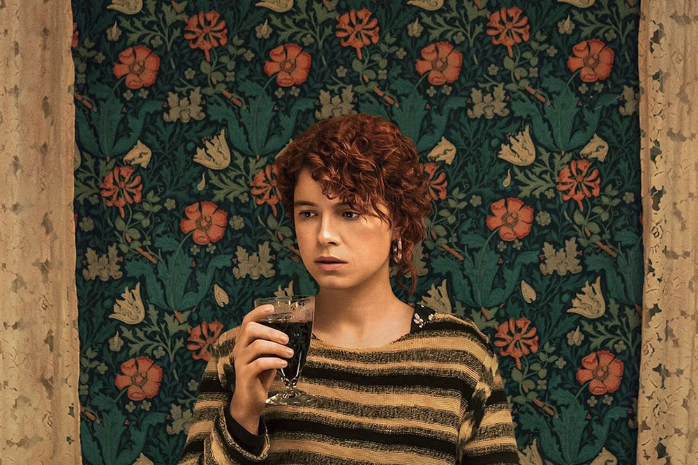 Im Thinking Of Ending Things Poster Jessie Buckley Social