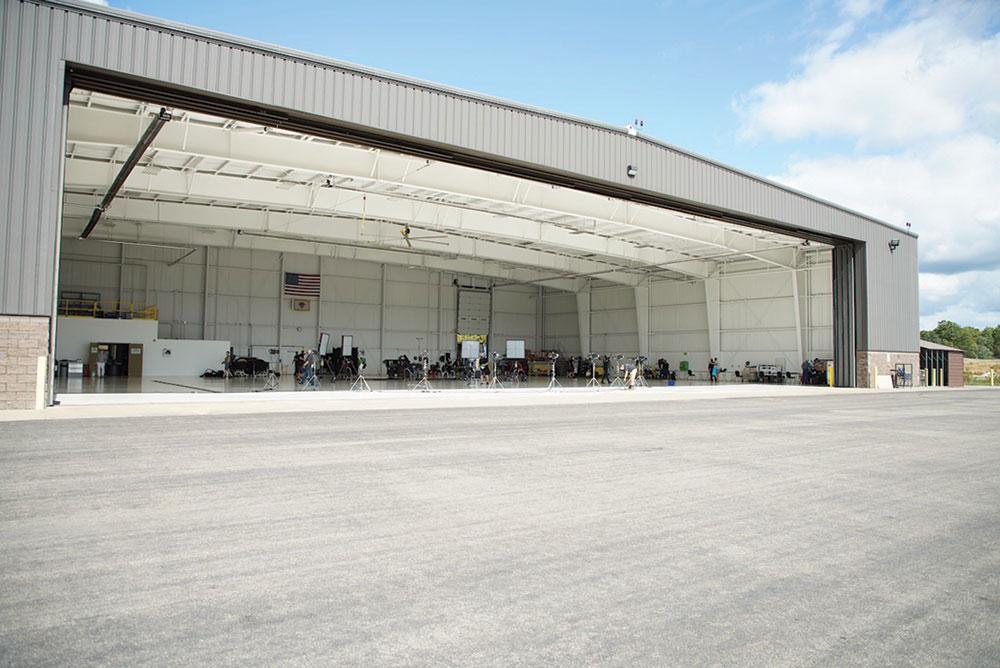 Hangar Jf21
