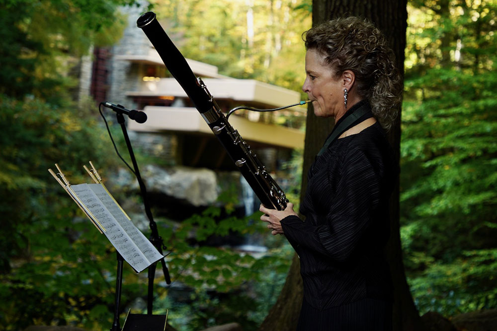 Pittsburgh Symphony Nancy Goeres Principal Bassoon Credit Julie Goetz