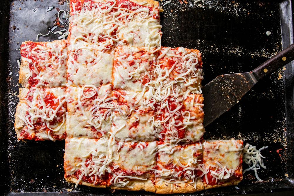 Pizzahousetray