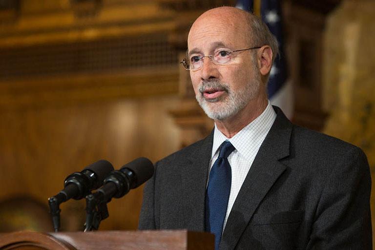20180920 Governor Wolf Pennsylvania Receive 55 9 Million Opioid Epidemic Fight