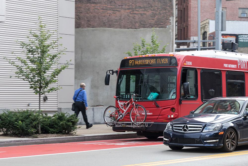 Downtown Transportation 2