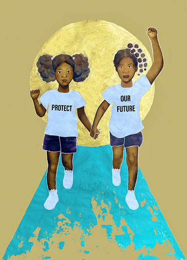 Protect Our Future By Morgan Overton