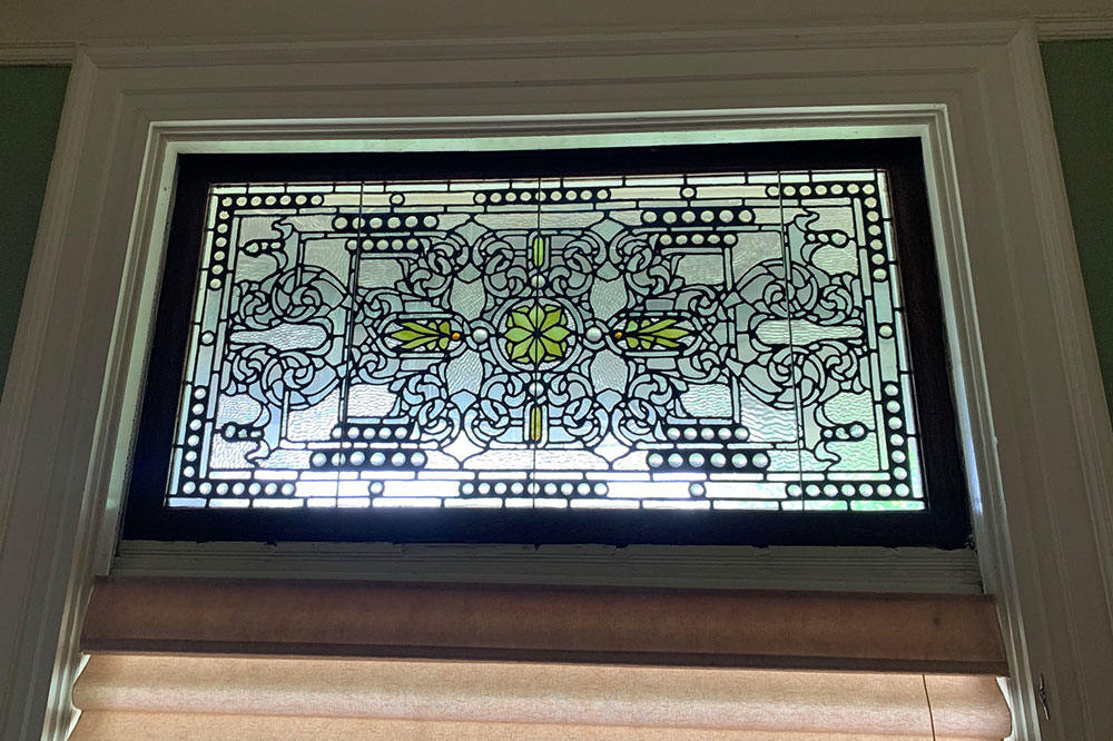 830 N Highland Stained Glass
