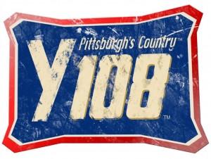 Y108 Logo Badge