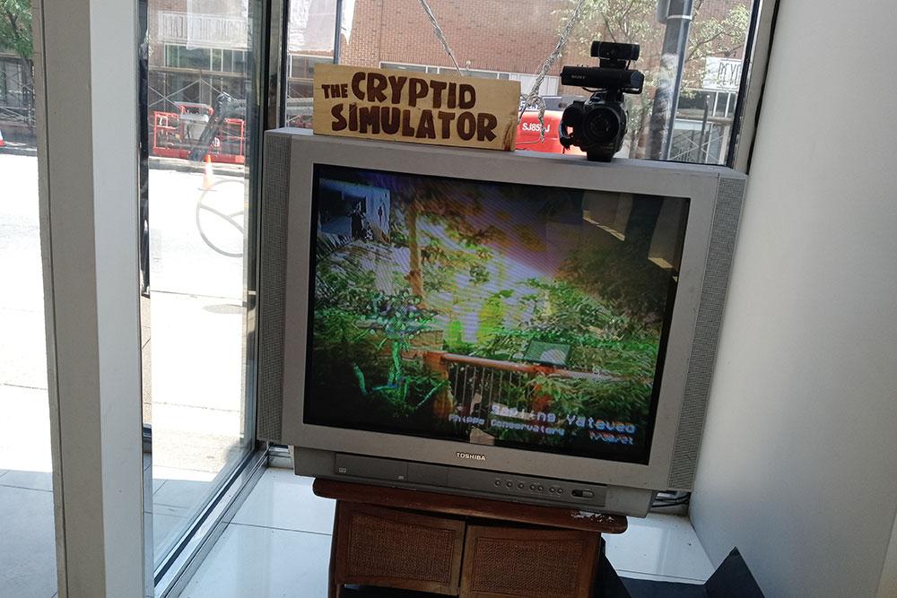 Cryptid Simulator Installed 1