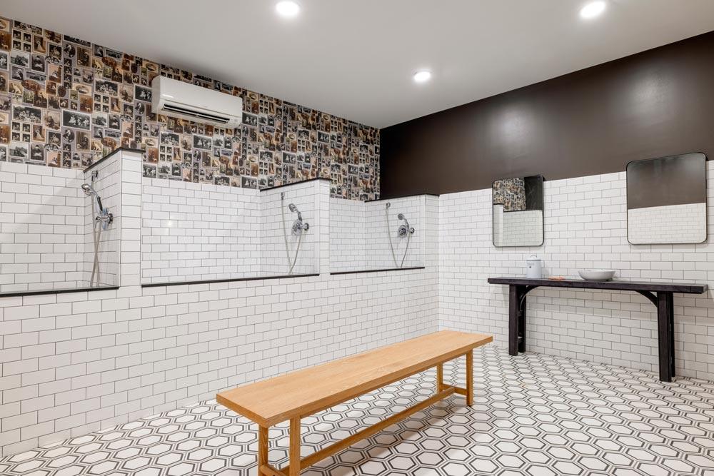 Dog Washroom