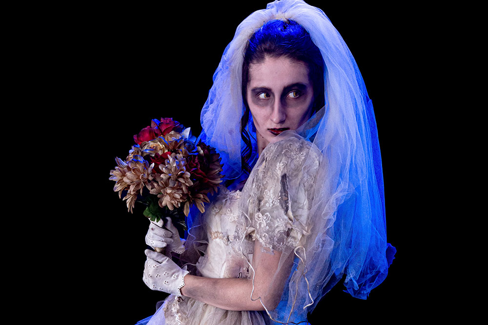Scarehouse Bride