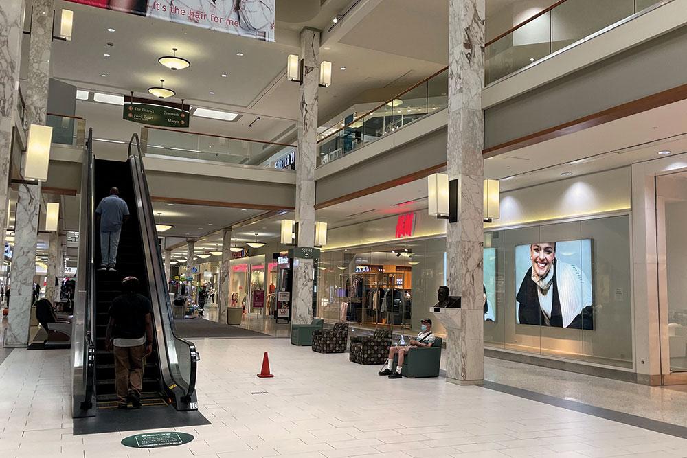 Monroeville Mall Oct21
