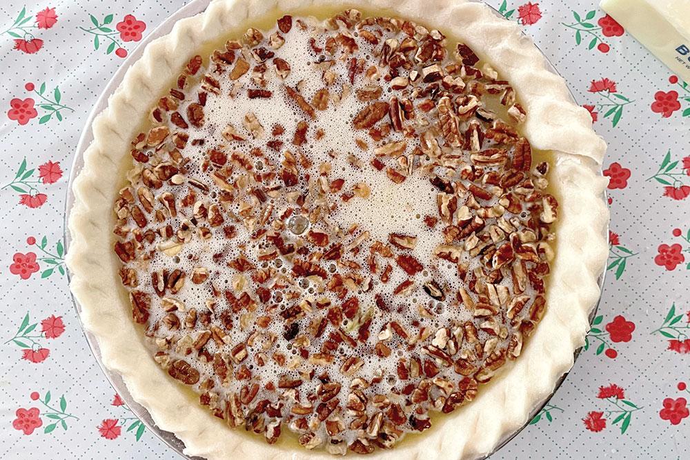 Amish Pecan Pie Nov21