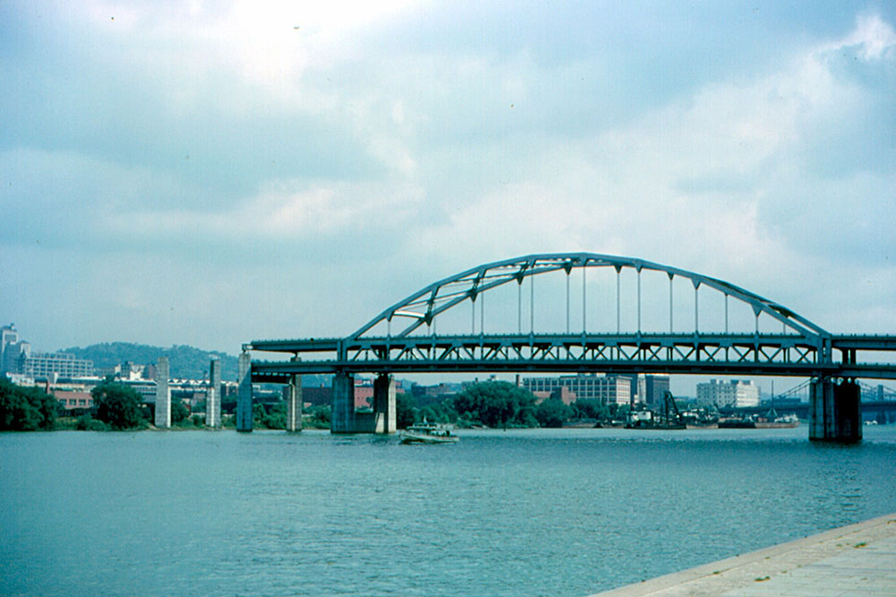 Pittsburgh Bridge To Nowhere