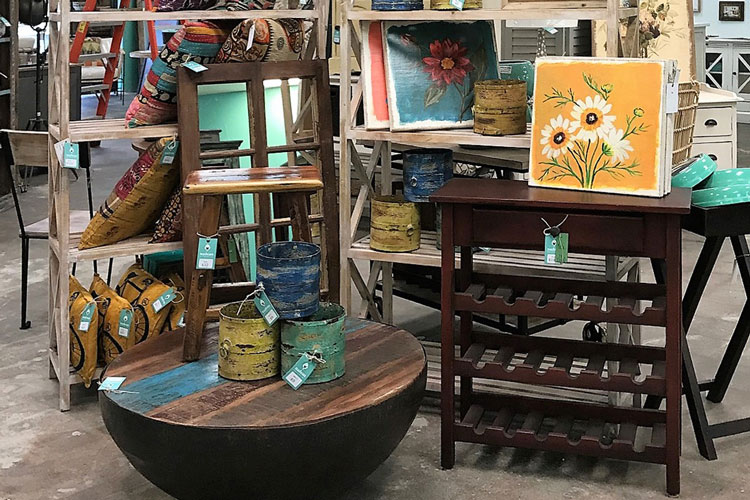Furniture With A Soul Nadeau Opens