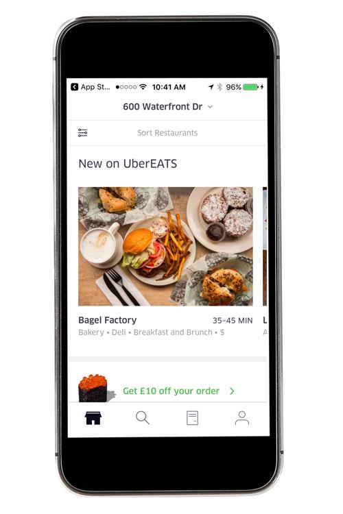 uber eats pittsburgh