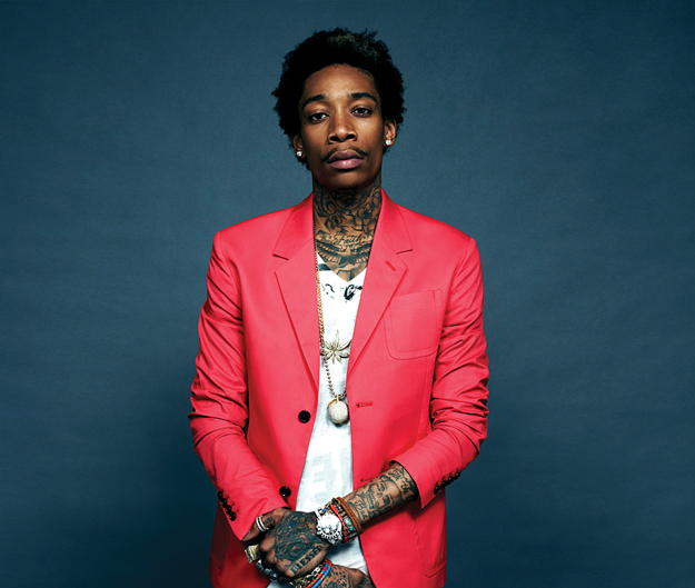 Wiz Khalifa in Pittsburgh Magazine's December 2012 issue