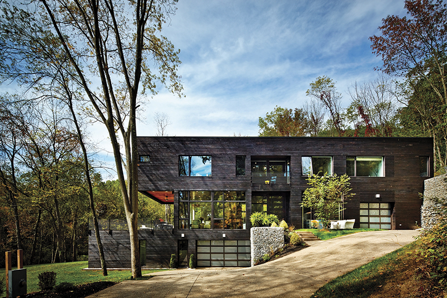 Home Of The Year 2014 Best New Build Pittsburgh Magazine